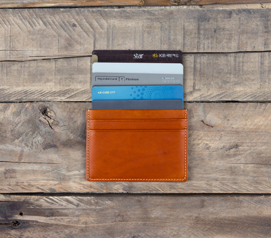 SH130 스탠다드 카드월렛Standard Card Wallet MV